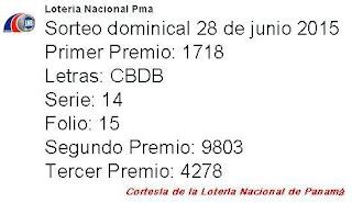 sorteo-dominical-28-de-junio-2015-loteria-nacional-de-panama