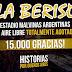 La Beriso agotó el Malvinas Argentinas y anuncia gran gira por Buenos Aires