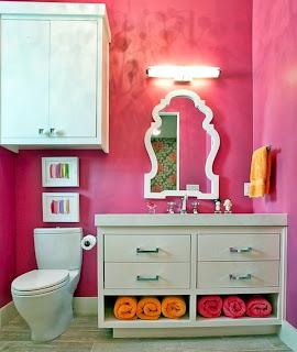 kamar+mandi+anak+kecil+warna+merah Desain kamar mandi kecil cantik untuk anak anak