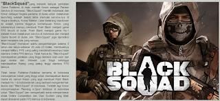 Game Black Squad