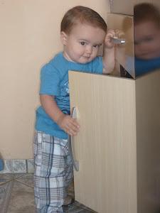 Blog da Mamae Jessika falando de seu filho...