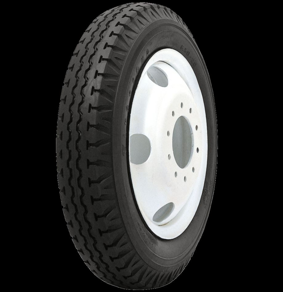 Firestone   650 20 Truck Tread  Coker Tire