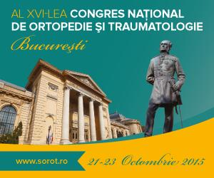 Congres Ortopedie si Traumatologie