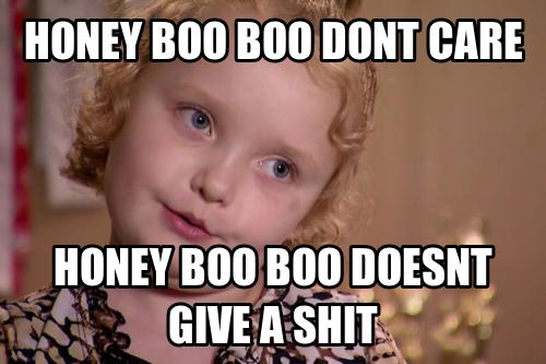 Honey Boo Boo Meme