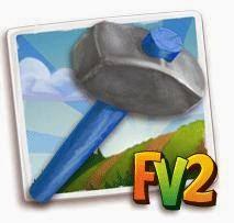 Farmville 2 Dondurulmuş Yiyecek Buzluğu İnşaat Malzemeleri Alma