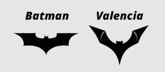 DC Comics sues Valencia for ripping off Batman logo