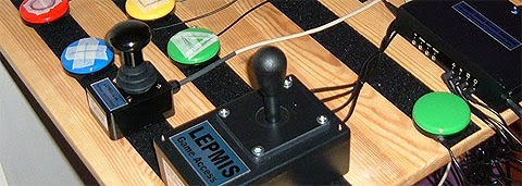 LEPMIS Accessible Gaming Controls