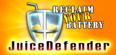Juice Defender controla el consumo de tu batería