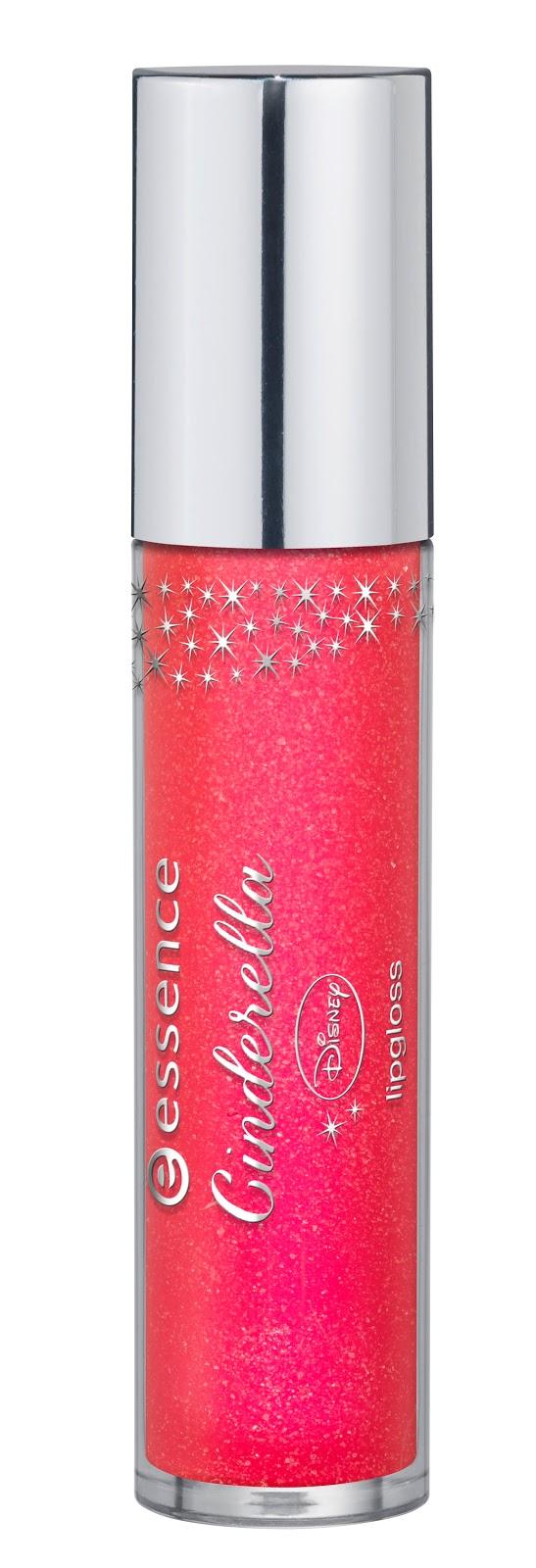 essence lipgloss cinderella