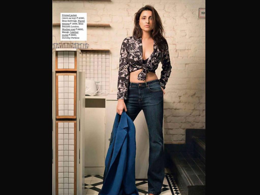 Parineeti Chopra Sizzles on the Juice Magazine Cover| Cherry On Top Blog