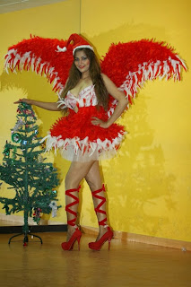 Acress Tanisha Singh  Christmas Theme Picture Shoot Gallery  0007.jpg