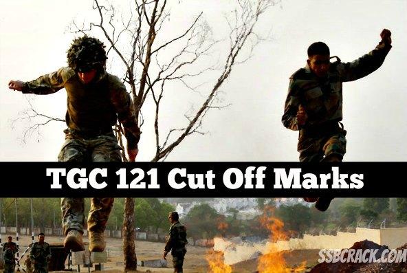 TGC 121 Cut Off Marks