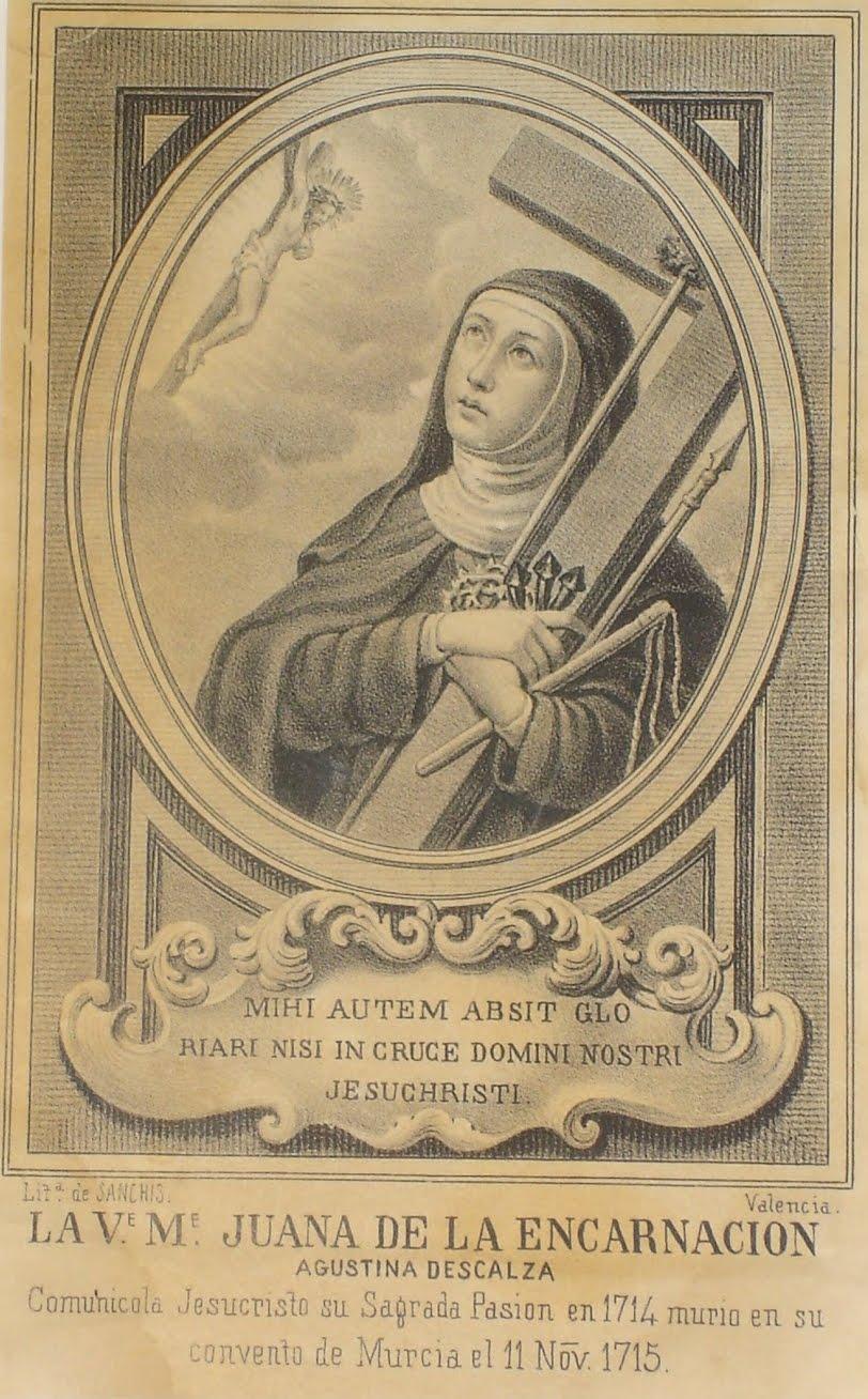 MADRE JUANA DE LA ENCARNACIÓN