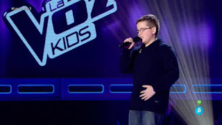 Samuel Navarro la voz kids