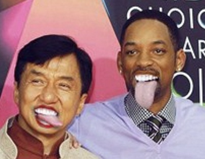 jackie chan and will smith - photo #23