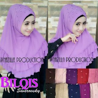 nazilla production jilbab, jilbab anak nazilla