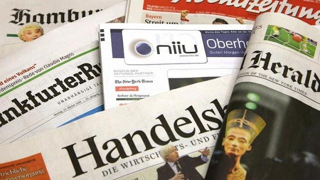Tα γερμανικά ΜΜΕ για τις ραγδαίες πολιτικές εξελίξεις στην Ελλάδα