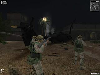 army ranger mogadishu screenshot