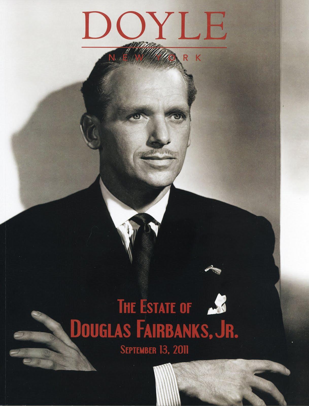 Douglas Fairbanks Jr 2014