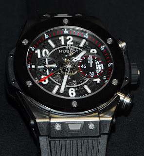 Montre Hublot Big Bang Unico référence 411.NM.1170.RX