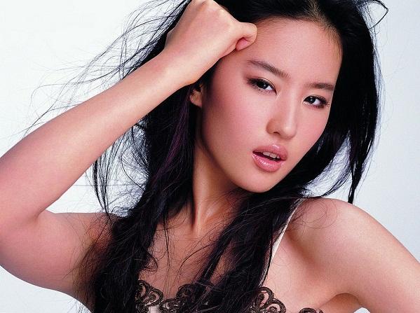Style Blog: Famous Beautiful Asian Women