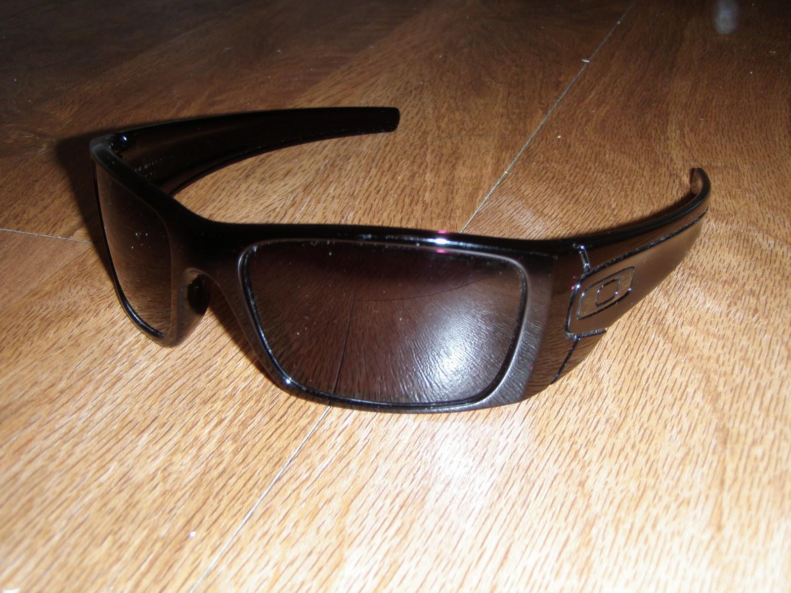 repairing oakley sunglasses