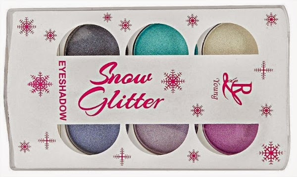 Rival de Loop Young Snow Glitter LE Eyeshadow Palette