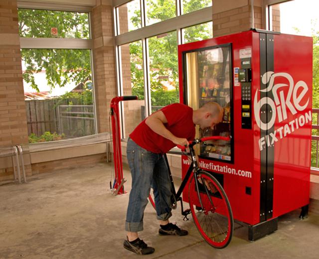 Bike Fixation: você mesmo arruma a sua bicicleta