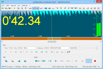 Free MP3 Direct Cut Editor