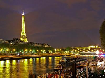 París rio Sena viajes y turismo
