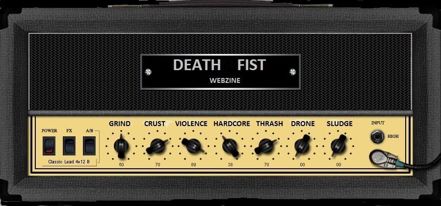 DEATH FIST webzine