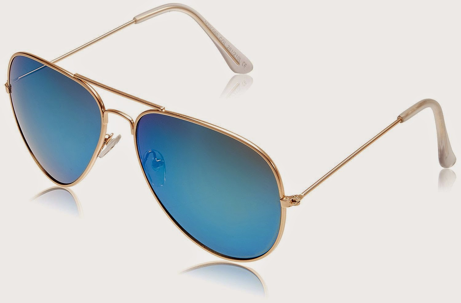 Buy MTV Aviator Sunglasses (Medium Light Gold)  Rs. 405 only at Amazon.