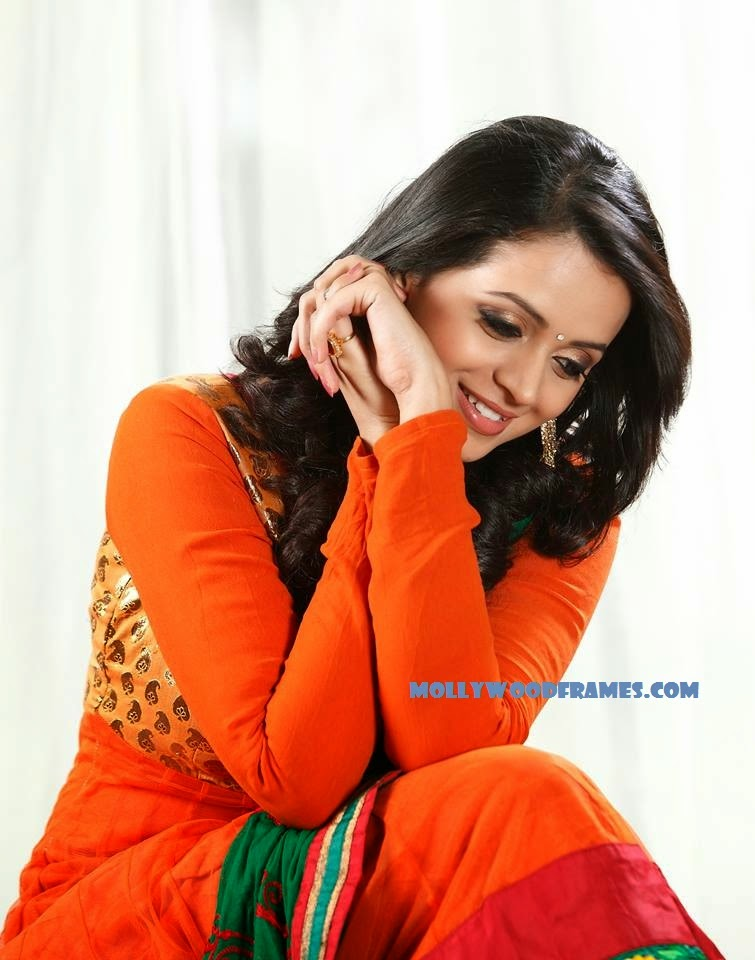I'm in love with a person from film field - Bhavana