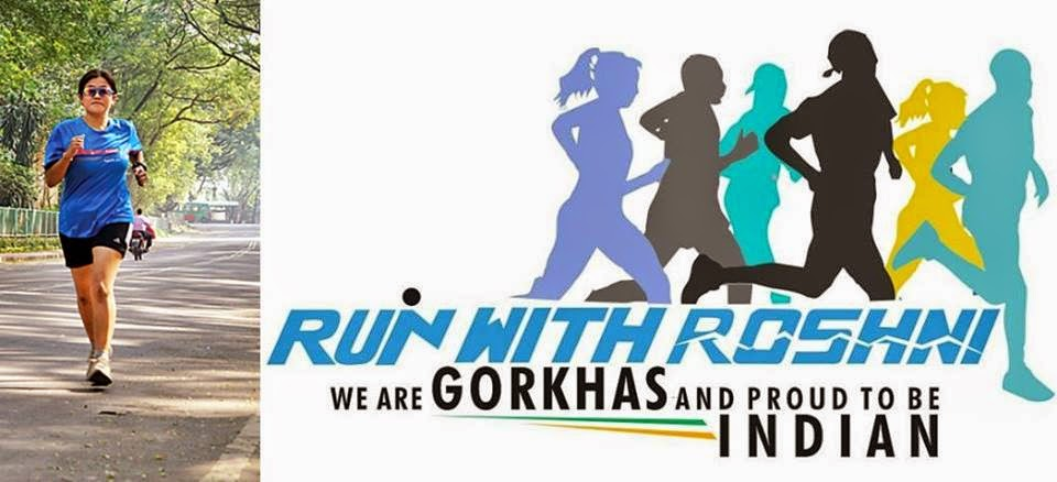Gorkha's Daughter Roshni runs to claim her nationality