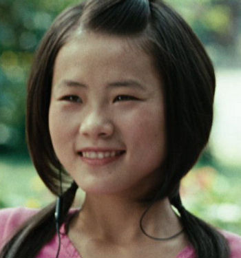 Karate kid 2010 girl