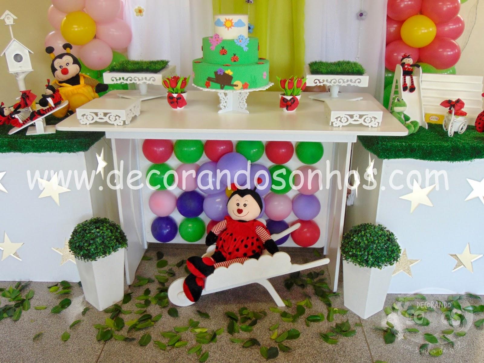 festa tema jardim clean : festa tema jardim clean:Decorando Sonhos: Decoração Clean Jardim Encantado