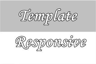 Template Responsive Blogspot