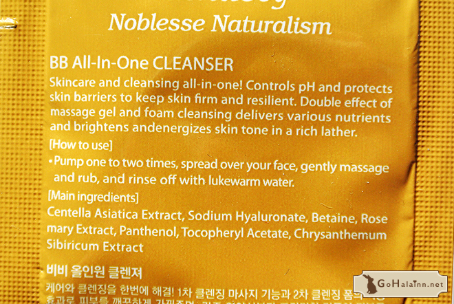 ElishaCoy BB All In One Cleanser Review