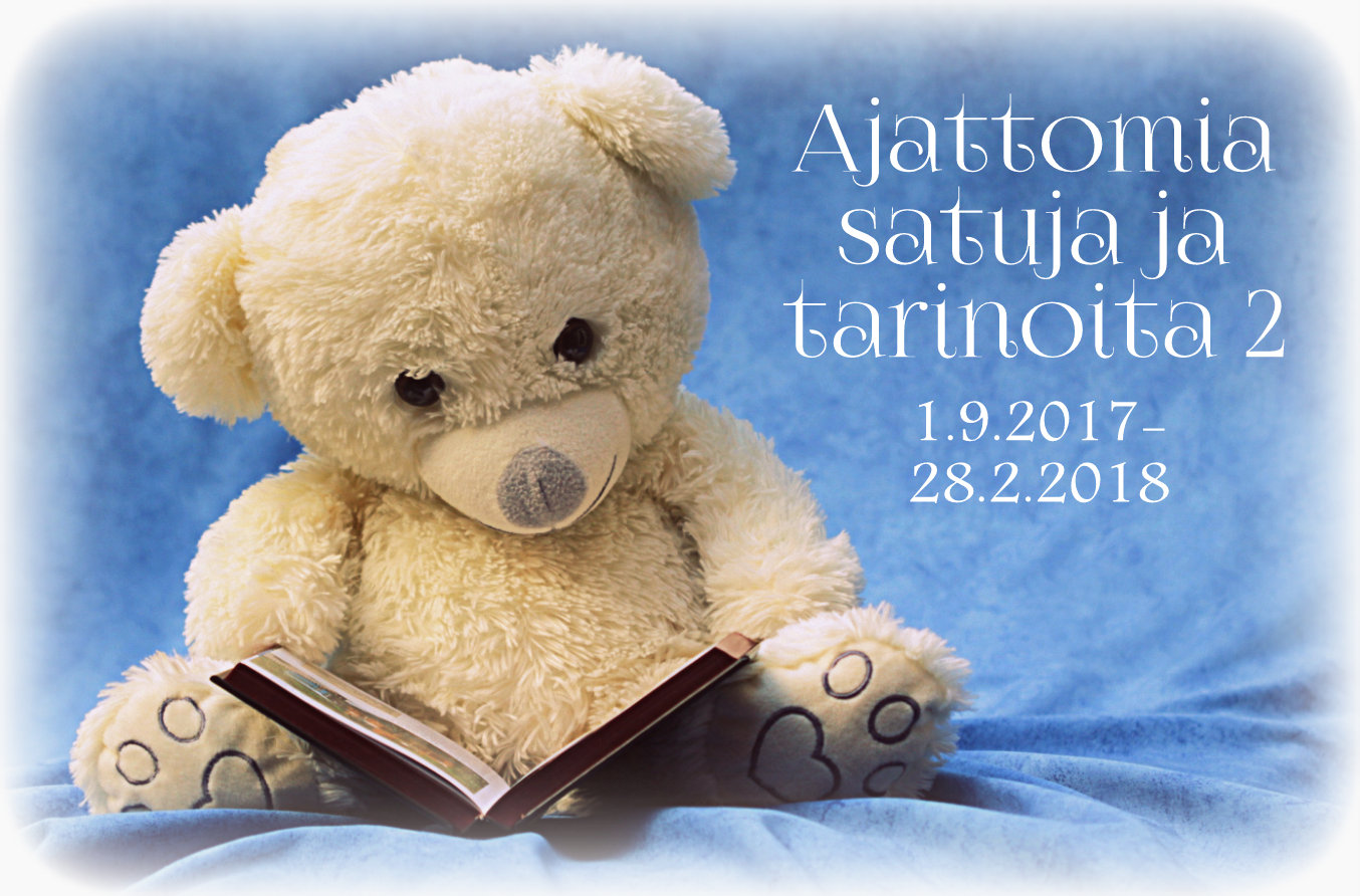 Ajattomia satuja ja tarinoita 2 -lukuhaaste (1.9.2017-28.2.2018)