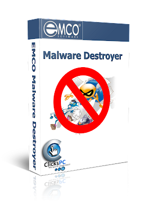Download EMCO Malware Destroyer For windows