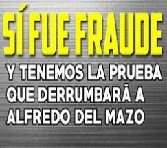 ¡SI FUE FRAUDE! MANIPULARON EL PREP DE LA MANERA MÁS BURDA POSIBLE.