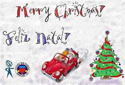 Desejamos um Feliz Natal a todos.