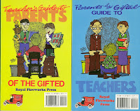 Teacher's Guide to Parents of the Gifted/Parents of the Gifted's Guide to Teachers