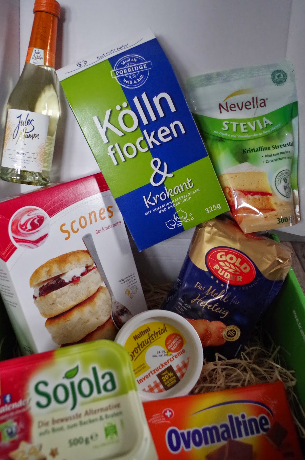 Weihnachtsbäckerei; Überraschung; Lebensmittel; Box
