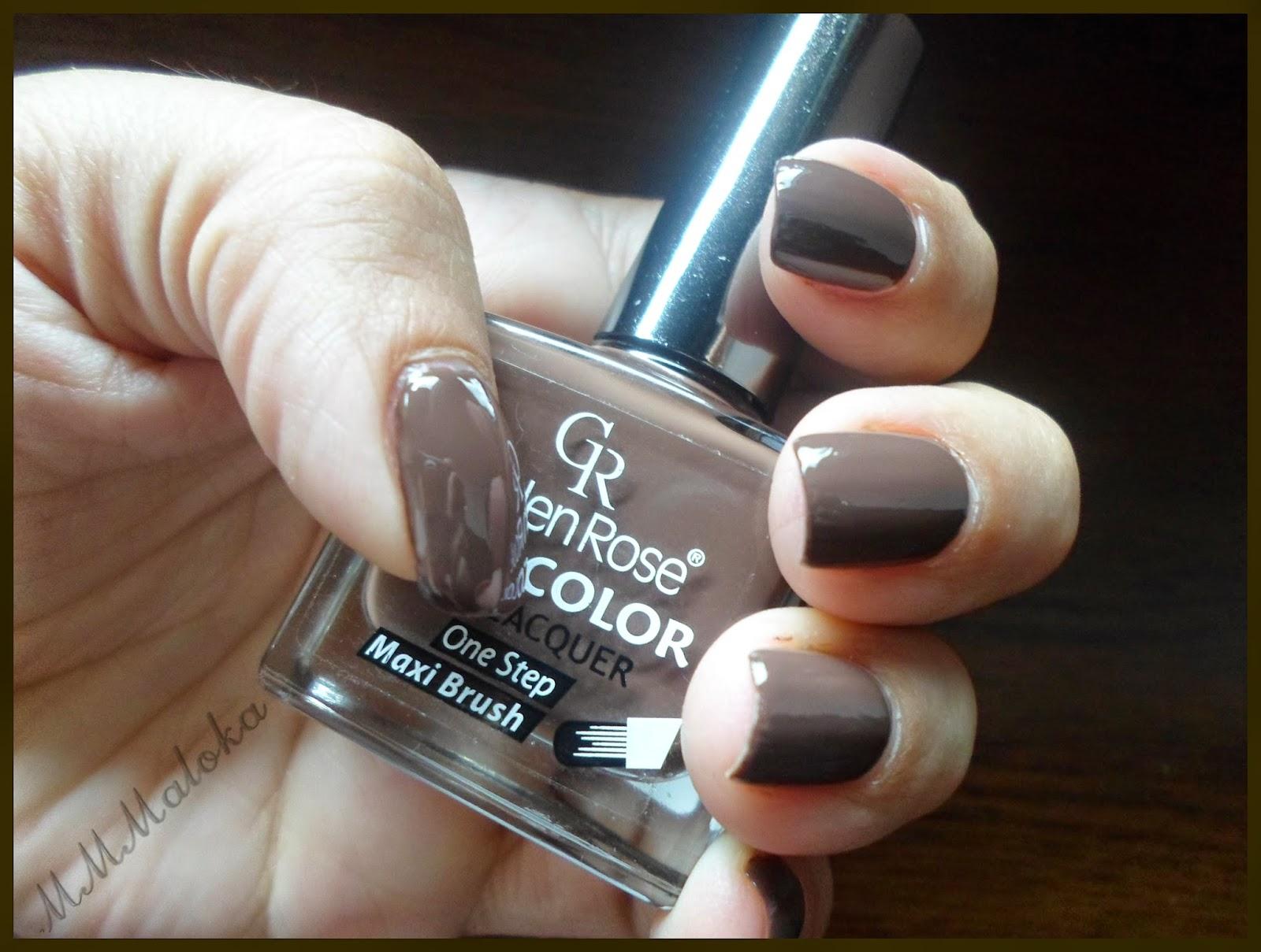 Golden Rose Rich Color w jesiennym kolorze - 114 :-)
