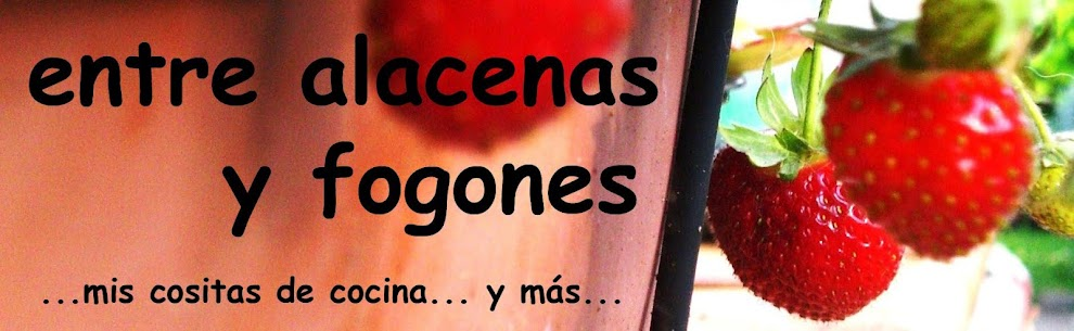 Entre alacenas y fogones...