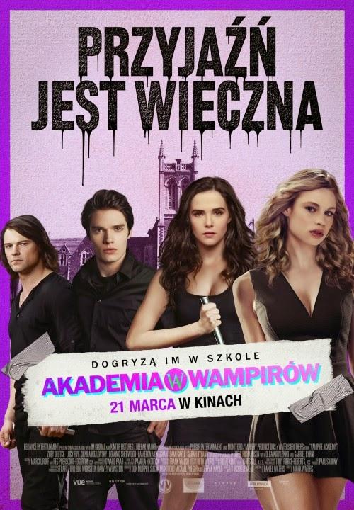 """Filmowy WeeKenD- """"Akademia wampirów"""""""
