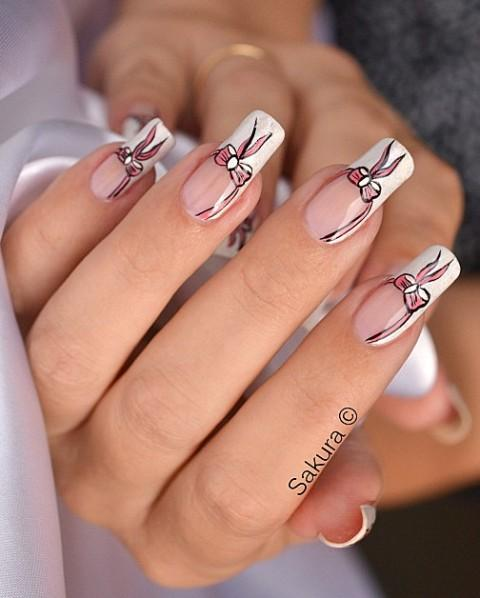 Newest Nails Styles S Selection Claw Bridal Nail Designs Latest Women