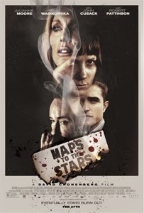 Póster original de Maps to the Stars