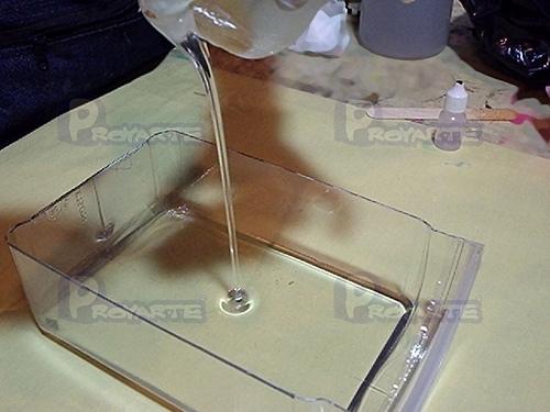 Como hacer un fosil taringa - Como hacer plastico liquido ...